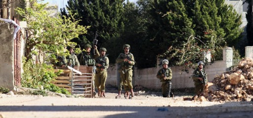 Palestinian killed as Israeli army fires at protesters in Nablus