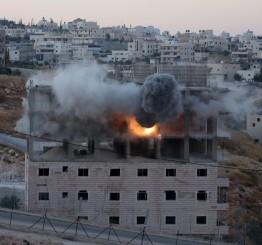 Palestine: Israel demolishes Palestinian homes in West Bank