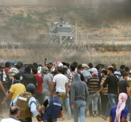Palestine: Israeli soldiers injure over 1140 Gazans including children on Friday