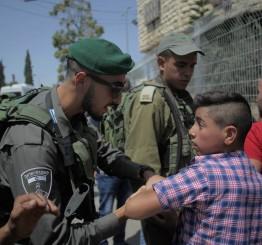 Palestinian children report abuses in Israeli custody