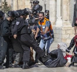 Palestine: Fires still engulfing Al-Aqsa Mosque