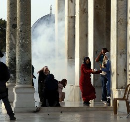 Palestine: 1 Palestinian succumbs to wounds from Al-Aqsa clashes