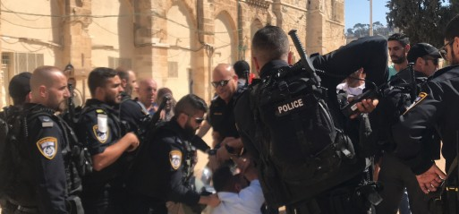 Palestine: Jewish settlers storm Al Aqsa Mosque compound, Israel closes Ibrahimi mosque to Muslims