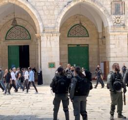 Palestine: Settler incursions into Al-Aqsa jeopardizing cease-fire