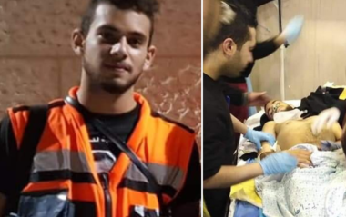 Palestine: Israeli forces kill Palestinian medic in West Bank