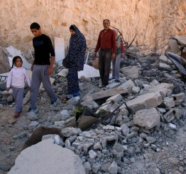 Palestine: 1/3 of Palestinian village left homeless by demolitions in 2016