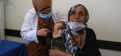 Palestinian govt cancels expired COVID-19 vaccine deal with Israel