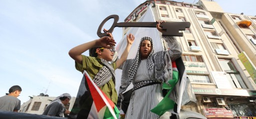 Palestine: 68 years on, Palestinians still recall the 'Catastrophe'
