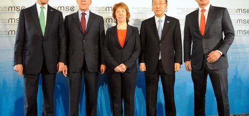 Palestinian president slams 'quartet' report