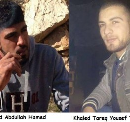 Palestine: Israeli soldiers kill 2 Palestinians in Bethlehem & Ramallah