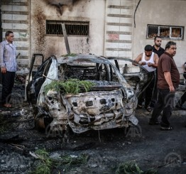 Palestine: 5 car bombs target Hamas, Islamic Jihad in Gaza