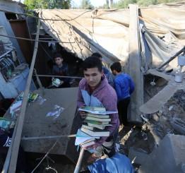 Palestine: Israeli airstrikes damaged 500 Palestinian homes