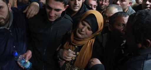 Palestine: Palestinian shot dead near Hebron, West Bank