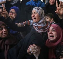 Palestine: Israeli forces kill 3 Palestinians near Gaza fence