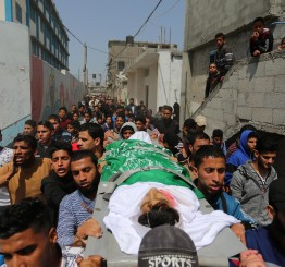 Palestine: 31 Palestinians killed in Gaza protests by Israeli troops