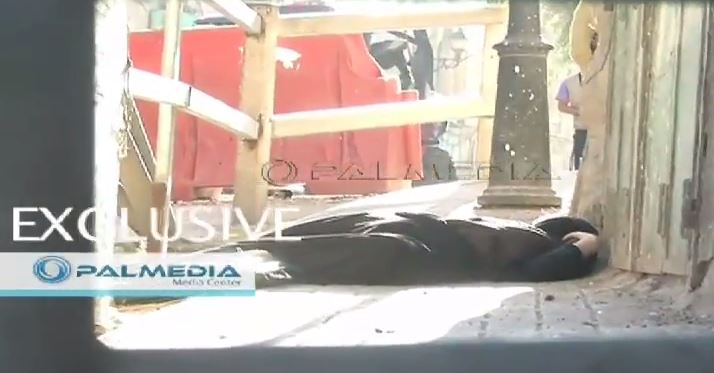 Palestine hashla mouna shot by israeli soldier 22 sep dies of wounds on 22 9 15 hebron pho Palmedia imemc_1