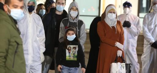 Coronavirus continues spreading in Arab countries