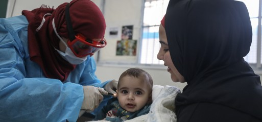Israel confiscates Palestinian clinic tents designated for coronavirus treatment