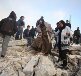 Israel razes Palestinian's home over West Bank shooting