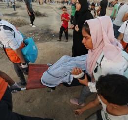 Palestine: Israel kills one, injures dozens during Gaza protests