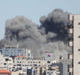 Palestine: IDF bombed Gaza's high-rises to vent frustration: Israeli pilot