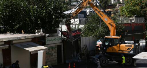 Palestine: Israeli settlers destroy Palestinian olive trees, raze farmland in W Bank
