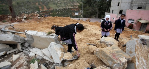Palestine: Israel to confiscate 1,250 acres of Palestinian land