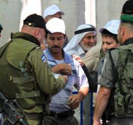 Palestine: Israeli soldiers detain 8 Palestinians in W Bank