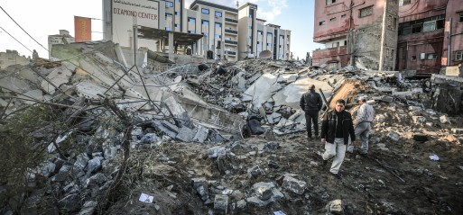 Palestine: Israel continues to pound Gaza despite ceasefire injuring many