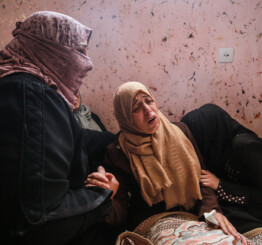 Gaza death toll from Israeli attacks hits 232, incl 65 children as ceasefire agreed