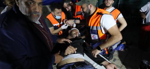 Palestine: 205 Palestinians injured in Israeli attacks across East Jerusalem