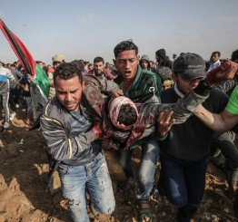 Weekly Report on Israeli Human Rights violations in Occupied Palestinian Territory (19–25 April)