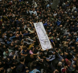 Body of Palestinian assassinated in Malaysia arrives in Gaza, Mossad blamed