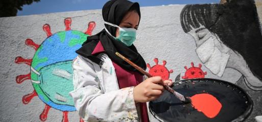 Hamas blames Israel for coronavirus outbreak in Gaza