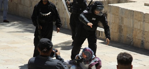 Palestine: Israeli forces & settlers storm Al-Aqsa Mosque, injuring worshipers
