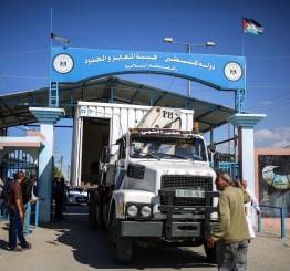 Palestine: Gaza handover 1st phase of reconciliation: Hamas chief