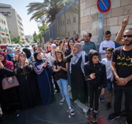 Israeli soldiers kill 2 Palestinians in West Bank