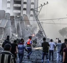 Palestine: Israel strikes 320 sites in Gaza killing 25 Palestinians