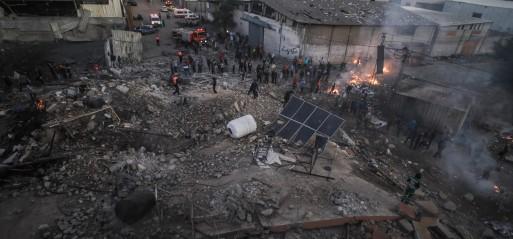 Five Palestinians killed by Israeli army gunfire in Gaza