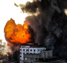 Palestine: Death toll of Palestinians rises to 67, incl 17 children from Israeli attacks