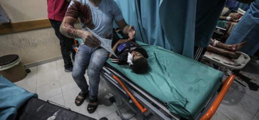 Palestine: Israeli air raids & shelling into Gaza kills 24, incl children, 612 injured in E Jerusalem