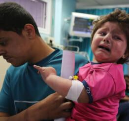 Israeli forces resume attacks against Palestinians in Al-Aqsa mosque & Gaza