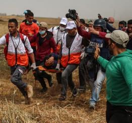 Palestine: Israeli soldiers killed 4 Palestinians, injured 729 in Gaza