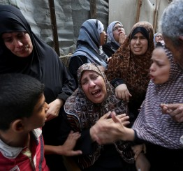 Palestine: Five Palestinians shot dead by Israeli forces in Gaza