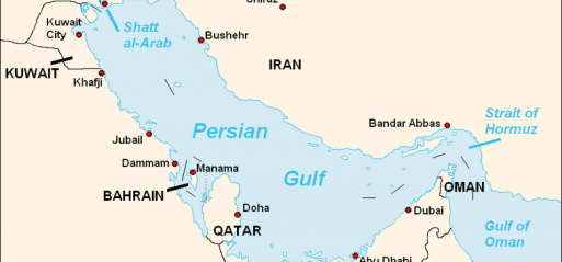 Israel to join US & UK in tanker war against Iran in Persian Gulf