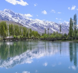 'Unimaginably beautiful' Pakistan ranked world's top destination