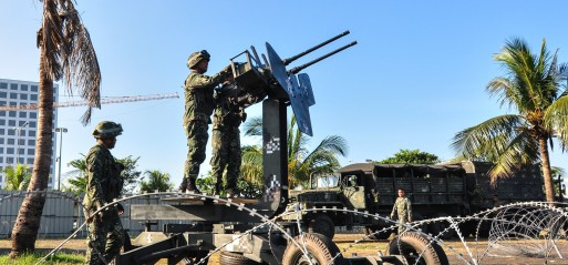 Philippines: Moro group says army behind Christian militia