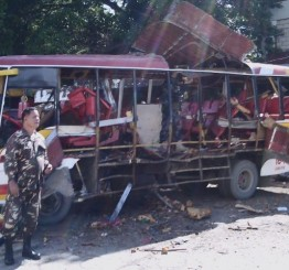 Philippines: Abu Sayyaf blamed for bus blast in south