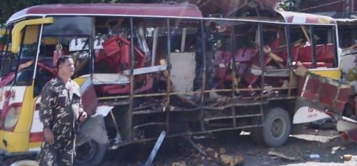 Philippines: Abu Sayyaf blamed for bus blast in south