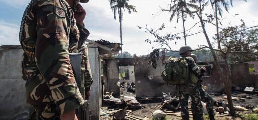 Philippines: 33 breakaway rebels killed in Muslim south